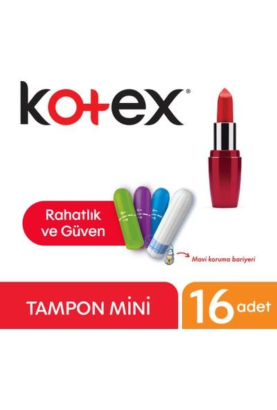 Kotex Tampon Mini 16'lı