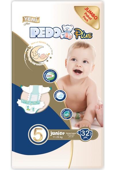 Pedo Plus Jumbo Junıor 32'li