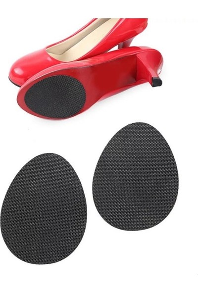 Yenimiyeni Topuklu Ayakkabı Altına Yapışan Kaydırmaz Tabanlık 2'li