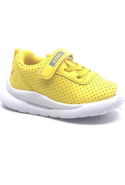 Cool 20-S20 Bebe Sarı Kız Bebe Yazlık Spor Ayakkabı