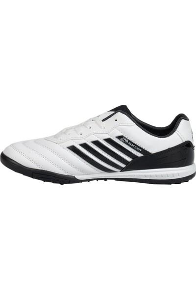 Mp 202-1510 Beyaz Halısaha Çim Erkek Futbol Ayakkabı