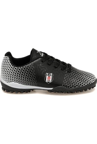 Kinetix Baros Turf Bjk Siyah Erkek Çocuk Halı Saha Ayakkabısı