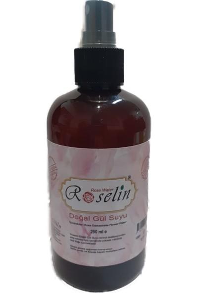Roselin Doğal Yağlı Gül Suyu 250 ml