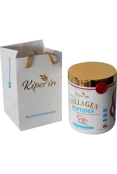 Kiperin Collagen %100 Saf ve Doğal Toz Kolajen içeren Diyet Takviyesi 500 gr - 50 Günlük