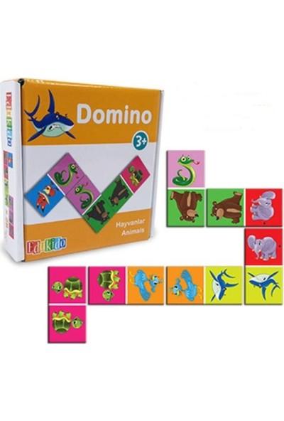 Edukido Domino Hayvanlar EDU-3013 U287725