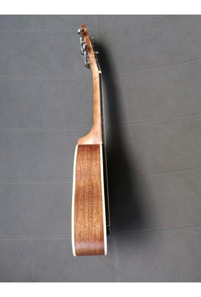 Puka Pk100 Maun Soprano Ukulele (Askı,Kılıf ve Pena Hediyeli)