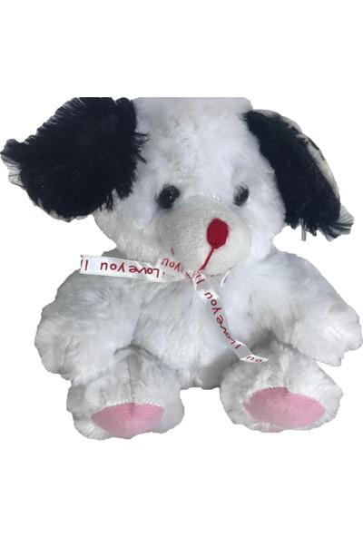 Stuffed Toys Sevimli Beyaz Peluş Tavşan 20 cm