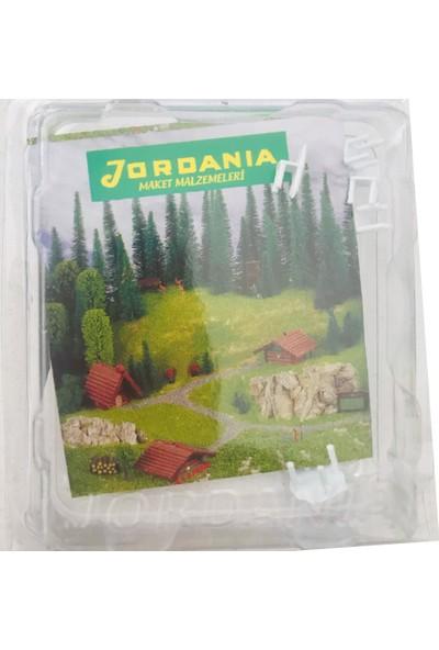 Jordania 1/100 4'lü Masa Sandalye E4100