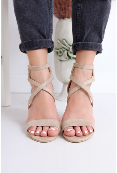 Hayalimdeki Ayakkabı Ansley Topuklu Sandalet