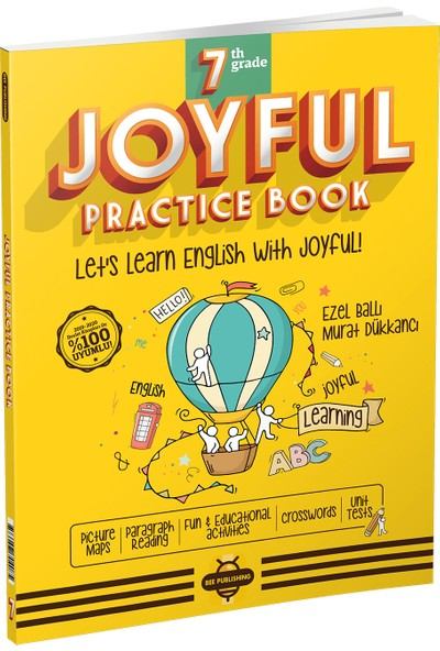 Bee Publishing Joyful Practıce Book