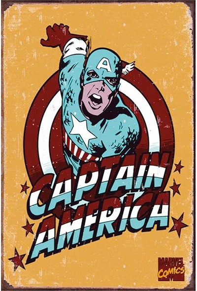 Katarsis Pontiac Baskılı Ahşap Poster 49