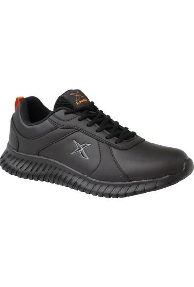 Kinetix Willy Siyah Erkek Spor Ayakkabı