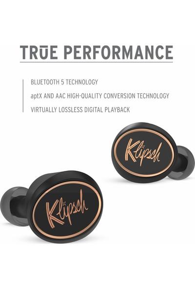 Klipsch T5 True Wireless Kulakiçi Kablosuz Kulaklık (Yurt Dışından)