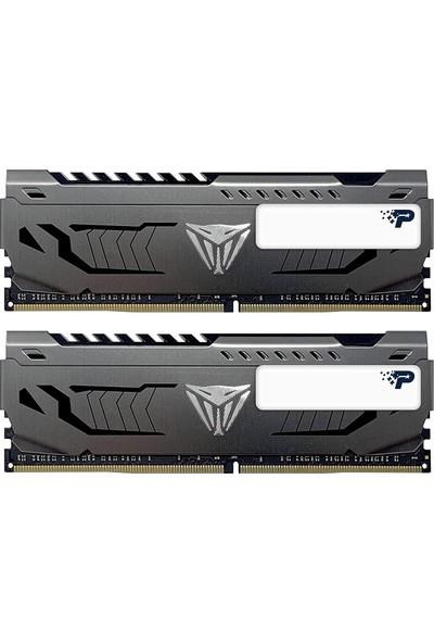 Patriot Viper Steel Dual 16GB(2X8GB) 3000MHz DDR4 Ram PVS416G300C6K
