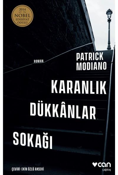 Karanlık Dükkânlar Sokağı - Patrick Modiano