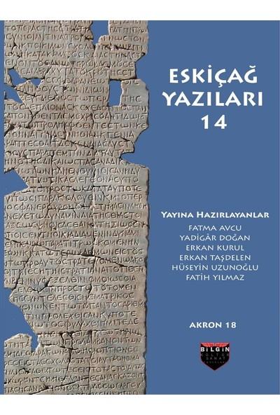 Eskiçağ Yazıları 14 - Fatma Avcu