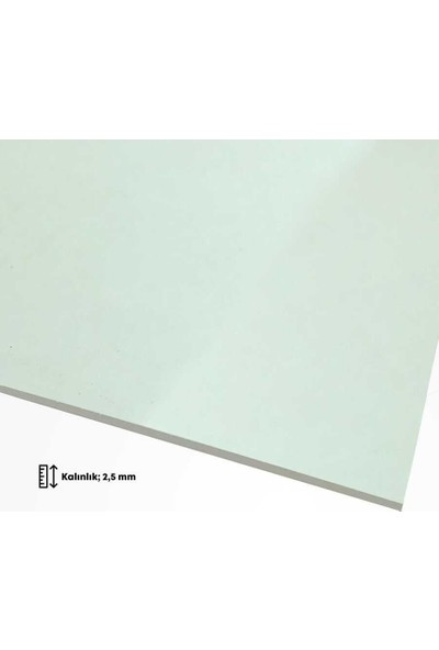 Artebella KPT4S Kompozit Plaka 10 x 20 cm 4'lü Set