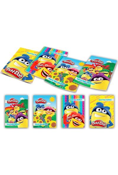 Play-Doh Güzel Yazı Defteri A5