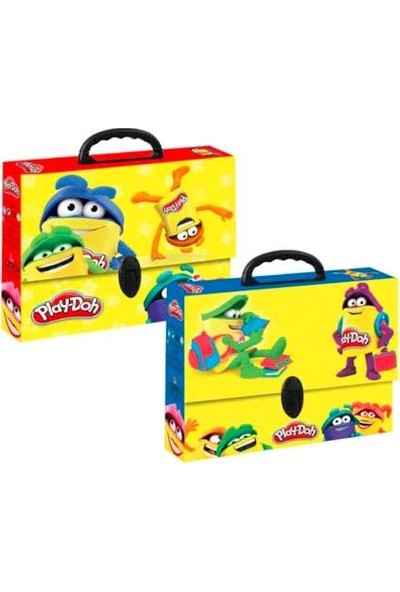 Play-Doh Saplı Kutu Klasör