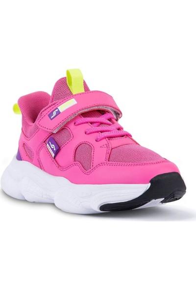 Jump 24922 Lastikli Cırtlı Çocuk Spor Ayakkabı
