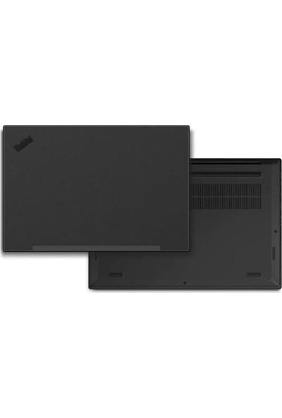 """Lenovo ThinkPad P1 MWS P1 Intel Core i9 9880H 32GB 1TB SSD Quadro T2000 Windows 10 Pro 15.6"""" FHD Taşınabilir Bilgisayar 20QT0089TXZ4"""
