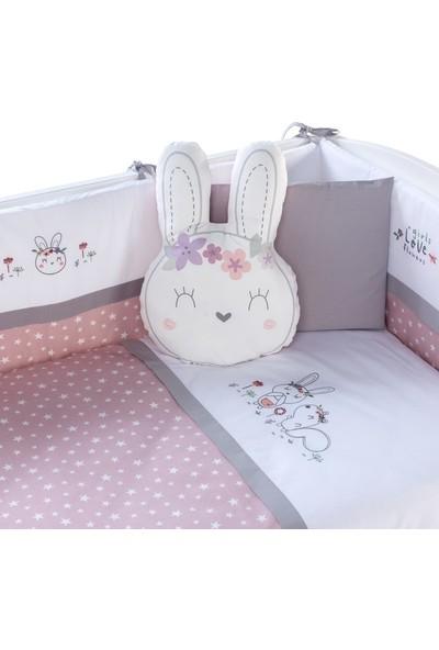 Funna Baby Uyku Seti 8 Parça - 60 x 120 cm - Girls Love