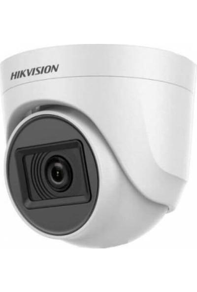Hikvision DS-2CE76D0T-ITPF 2 Mp 2.8mm Sabit Lens Ir Dome Kamera