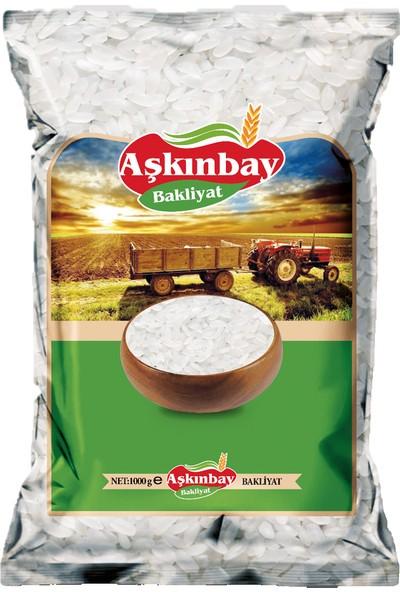 Aşkınbay Bakliyat Pilavlık Osmancık Pirinç 1 kg