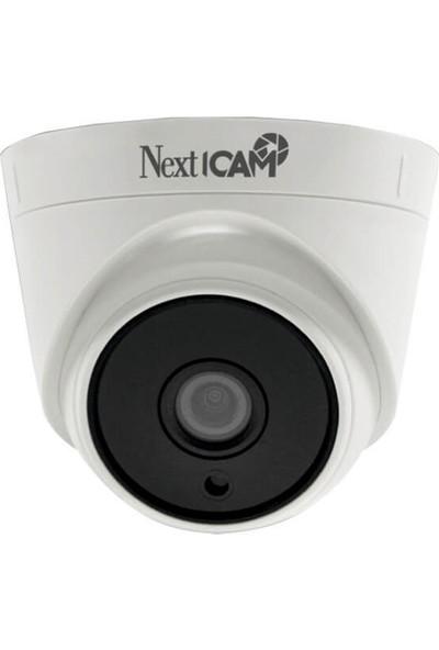 Nextcam FU-724D 2 Mp Ahd Dome Kamera