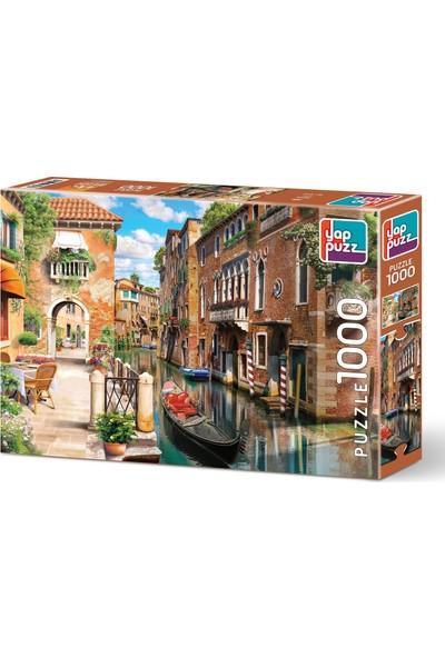 Yappuzz Venedik 1000 Parça Puzzle
