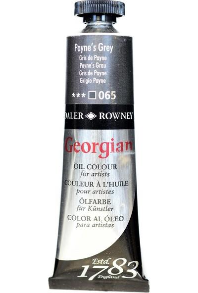 Daler Rowney Georgian Yağlı Boya 38 ml 065 Paynes Grey