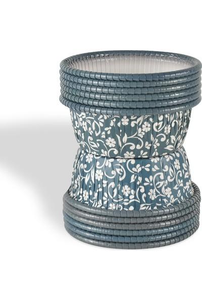 O'cup 12'li 300 ml Yuvarlak Karton Fırın Kabı