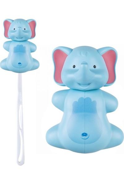 Flipper Animal Serisi Diş Fırçası Kabı-Fil