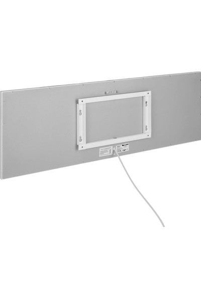 Kuas ISP Basic 550 Elektrikli Panel Radyatör