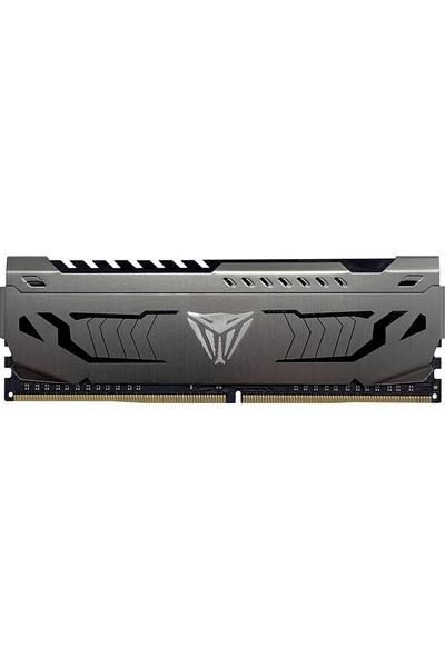 Patriot Viper Steel Single 16GB 3200MHz DDR4 Ram PVS432G320C6