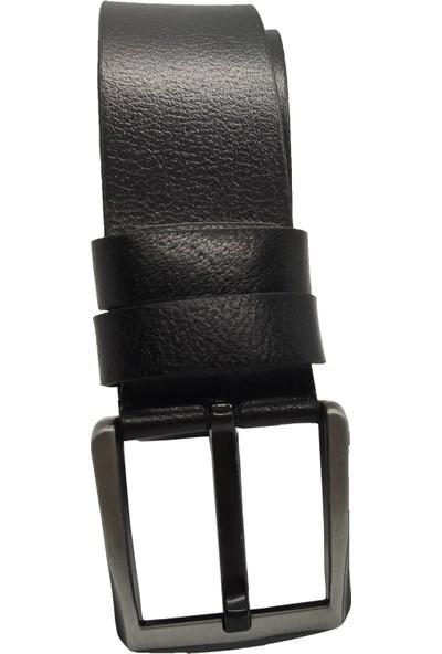 Simder Deri Kot Kemeri Siyah, Kahverengi, Lacivert 4,10 cm Manda Derisi