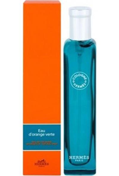 Hermes Eau D'orange Verte Eau De Cologne 15 ml