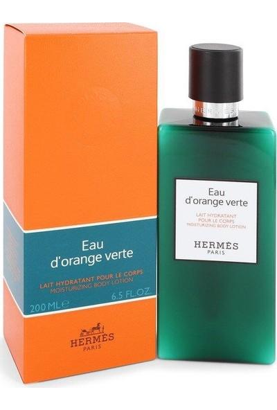 Hermes Eau D´orange Verte Vücut Losyonu 200 ml