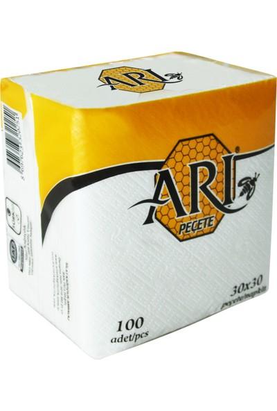 Arı 30 x 30 cm Peçete 100 'lü 24 Paket