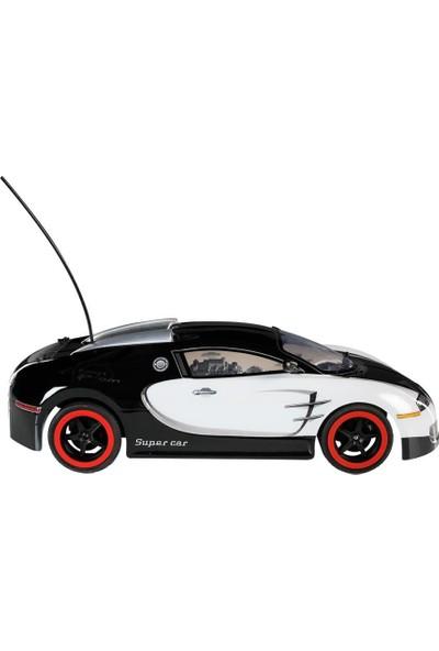 Can-Em Oyuncak 1:10 Kumandalı Şarjlı Büyük Yarış Arabası