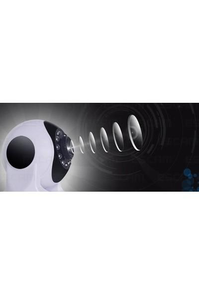Angeleye KS-515 Güvenlik Oda Bebek Kamerası 360º Full Hd Wifi