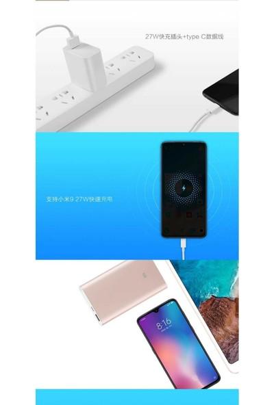 Xiaomi Qc 4.0 27W Destekli Şarj Aleti - Mdy-10-El