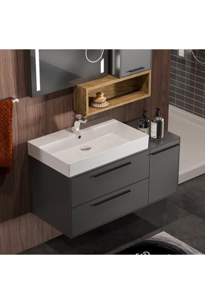 Belinza Urban Banyo Dolabı Takımı 100 cm