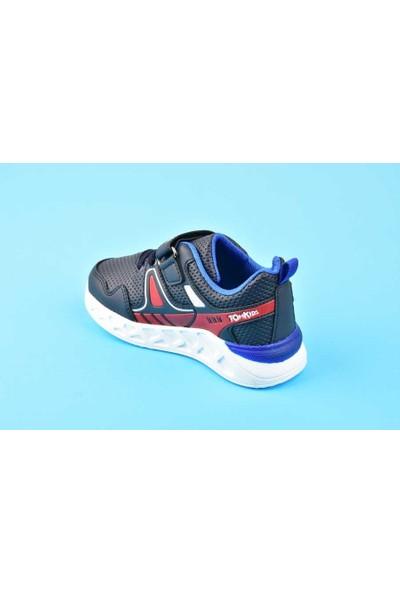 Tomkids Erkek Çocuk Filet Spor Ayakkabı 3401-20K