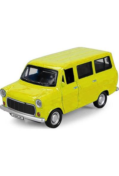 Birlik Oyuncak Metal Çek Bırak Ford Minibüs Havalı Korna 005-BRL17