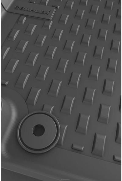 Sahler Audi A4 2008-2015 Arası 4,5 D Araca Özel Paspas + Yastık
