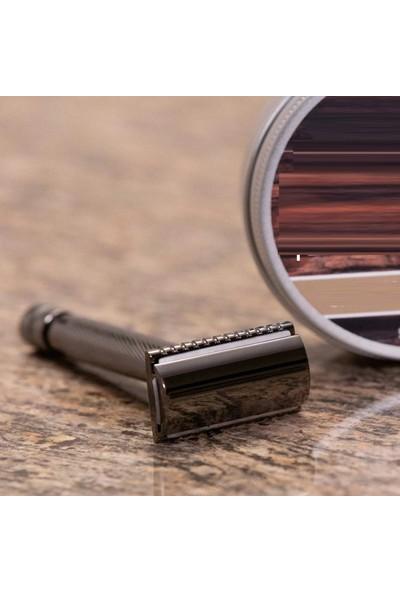 Qualis Shave S4 Tıraş Makinesi + Fırça + 5 Adet Jilet