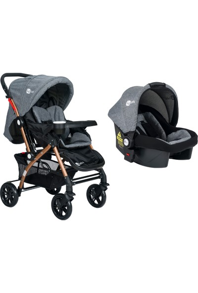 4 Baby AB460 Active Gold Travel Sistem Bebek Arabası