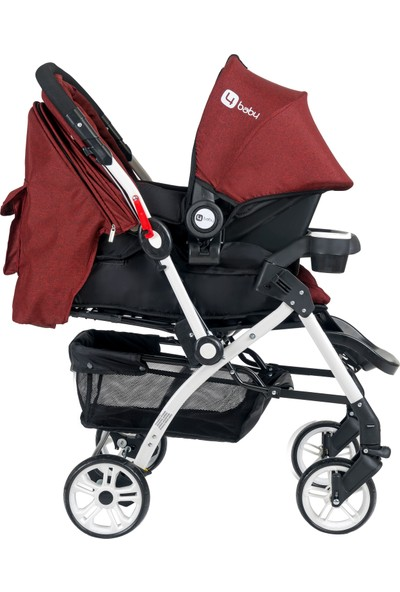 4 Baby AB450 Active Travel Sistem Bebek Arabası
