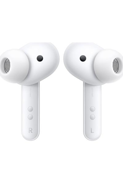 Oppo Enco W51 Kablosuz Bluetooth Kulaklık Doğal Beyaz